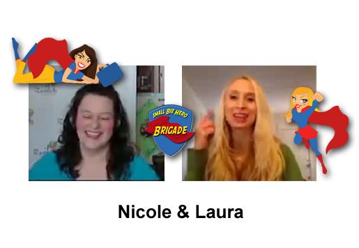Laura and Nicole answer Biz Brigade questions